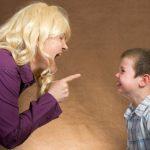 Разбор крика матери на дочь